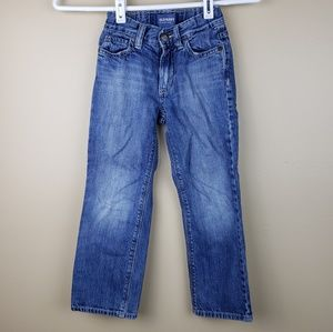 GUC Old Navy Straight Leg Boys Jean's, size 5T